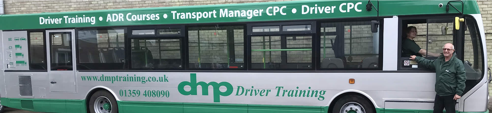 Bus and Coach PCV Training Cat D